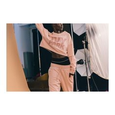 "8,518 Likes, 39 Comments - IVY PARK (@weareivypark) on Instagram: ""The perfect dusty pink. #IVYPARK"""