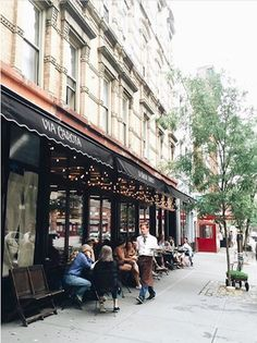 @MarioBatali's favorite restaurants in New York City.
