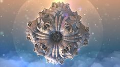 Romantic Fractal-Fantasy. #fractal #particles #romanticmusic