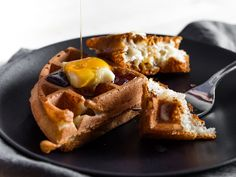 One Bowl, No Fuss: My Favorite Buttermilk Waffles