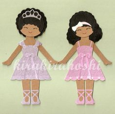 Todos os tamanhos | cute african american ballerina girl paper dolls | Flickr – Compartilhamento de fotos!