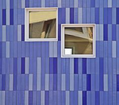 Close up of Natucer tile on Children Education Center, Paterna, Spain #tile