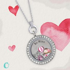 Looking for a creative way to tell her how you feel? Do so with Origami Owl!