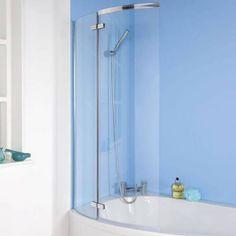 Pare baignoire courbe 730 x 1400mm - Image 2