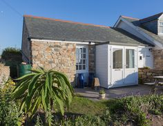 Needles is a superb one-bedroom self catering holiday cottage situated at Longships Watch, Sennen. Double Bedroom, One Bedroom, Cornwall, Catering, Shed, Cottage, Outdoor Structures, Holidays, Watch