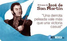 ARGENTINA. El Gral. Dn. JOSÉ DE SAN MARTÍN. Padre de la Patria. Correntino de nacimiento (nació en Yapeyú)...¡ MENDOCINO POR ADOPCION Y POR AMOR A SU MENDOZA AMADA!