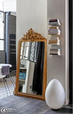Sanctuary: Details from a Parisian loft