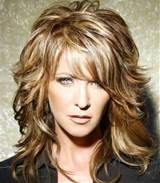 Medium Hair Styles For Women Over 40 round face - Bing Images