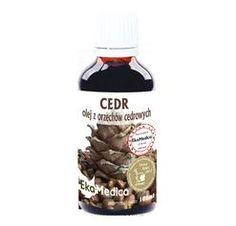 Olej z Orzeszków Cedrowych 100 ml (EkaMedica)