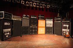 The Sunn O))) wall of amps