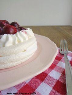 Pavlova,+ricetta+dolce