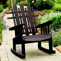 Lynwood Indoor/Outdoor Rocking Chair