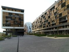 Public Housing in Vienna. If you're living in Vienna, there's definitely no stigma attached to public housing. 60% of the Viennese population lives in municipally built, owned or managed housing.