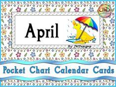 Classroom Décor, Classroom Calendar, Pocket Charts, Header, Teaching Resources, Printer, Kindergarten, Clip Art, Invitations