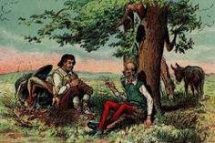De la resolución que tomó don Quijote de hacerse pastor y seguir la vida del campo en tanto que se pasaba el año de su promesa, con otros sucesos en verdad gustosos.