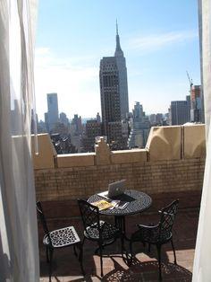 New York Apartment View