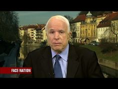 McCain: Trump admin rhetoric 'probably was partially to blame' for Syrian chemical attack ⋆ Conservative Firing Line