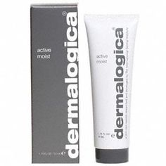 Dermalogica Active Moist- is great for those with excess oil production.  Its lightweight oil-free formula completely absorbs into the skin and helps improve skin texture over time