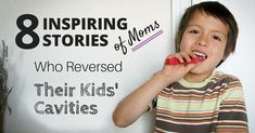 There I sat in the dentist office, shocked at what I was hearing. My kids had even more cavities than our last visit and all 4 of our boys would need more silver caps put in their mouths. I couldn't bare the thought of putting them through more pain and exposing them to more toxic chemicals in the… Cavities In Kids, Toothpaste Recipe, Reverse Cavities, Dental Health, Natural Health, Health Tips, Teeth, Sugar Intake