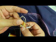 YouTube Hair Pins, Drop Earrings, Crochet, Lace, Model, Youtube, Tela, Tejidos, Bobby Pins