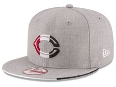Cincinnati Reds New Era MLB Triple-H 9FIFTY Snapback Cap