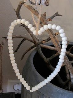 cute idea, use different beads