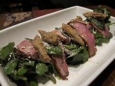 Duck Tongue Salad from Khe-Yo. YUM