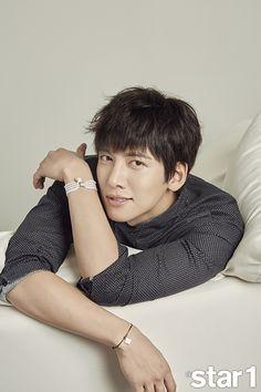 Ji Chang Wook for Star1 Sept `15