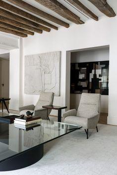TP Apartment in Paris by Studio Arthur Casas | Yellowtrace