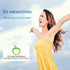 PIENSA EN TU FELICIDAD: Consejos para cuidar tu figura en vacaciones