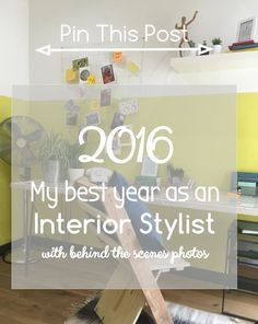 My year as an Interior stylist & How I became an Interior Stylist | Interior stylist Career path and ...