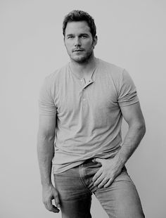 Chris Pratt photographed by John Russo, December 2016.
