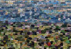 Studio Artist - Factory Settings - Mosaic Movie Brush - Graffiti10 Mosaic, Studio, Artist, Painting, Mosaics, Artists, Painting Art, Studios, Paintings