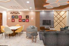 My Home Design, Modern Bedroom Furniture, Modern Tv Wall Units, False Ceiling Living Room, Trendy Interior Design, Dining Design, Luxury Bedroom Master, Living Room Designs, Luxurious Bedrooms