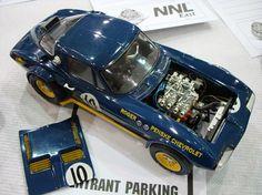 Corvette | Accurate Miniatures