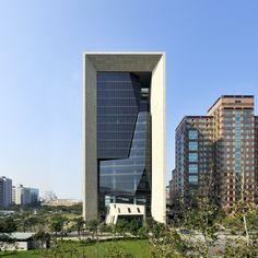 Kelti Center / Kris Yao - #Taipei, #Taiwan