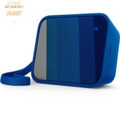 Enceinte nomade Philips BT110 bleu