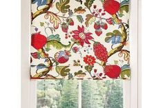 How to Reuse Roller Shades With Fabric
