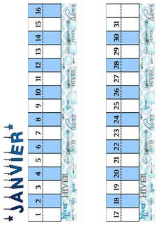 Microsoft Word, Monthly Calender, Printable Stickers