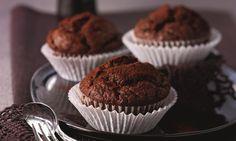 Schokoladen-Zucchini-Muffins Rezept | Dr. Oetker