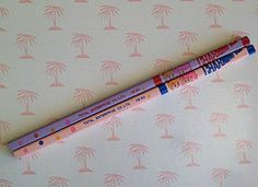 Charming Gum pencils (Iron Lace) Tags: cute japan pencil pencils kitsch 80s kawaii 1980s stationery
