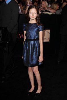 29b34b5197 mackenzie foy-i like her dress Film Twilight