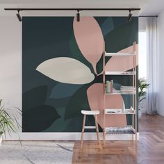 Buy plant 111 Wall Mural by julestillman. Worldwide shipping available at Society6.com. Just one of millions of high quality products available.