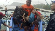 Rescuers recovered more bodies in rough seas where three ferry boats capsized after being buffeted by fierce winds and waves off two central Philippine provinces, bringing the death toll to 31 with three missing, the coast guard said Sunday. Monsoon Rain, Dramatic Photos, Rough Seas, Ferry Boat, British Prime Ministers, Strong Wind, Japan News, Coast Guard, Archipelago