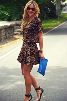 I'm from New Jersey and I love leopard.