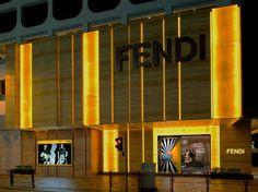 Fendi flagship store Hong Kong, Canton Road