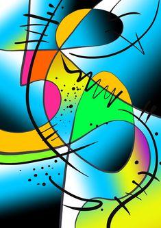 Mural Painting, Mosaic, Digital Art, Wall Art, Abstract, Prints, Artwork, Work Of Art, Murals