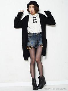 Candy Stripper  ( Japanese Fashion )