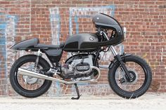 Race to Rebuild 1974 BMW R90/6 Winner! - Black Side Down - Motorcycle Classics