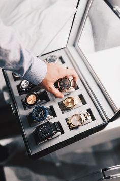 In some cases part of that image is the quantity of money you invested to use a watch with a name like Rolex on it; it is no secret how much watches like that can cost. Stylish Watches, Luxury Watches, Cool Watches, Watches For Men, Wrist Watches, Unique Watches, Popular Watches, Dream Watches, Elegant Watches
